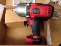 """mac tools bruiser 1/2"""" impact gun bare 1625 of torque bare"""