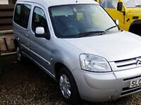 Citroen Berlingo Multispace 12 Month MoT Diesel