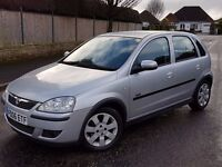 2006 Vauxhall Corsa 1.2 with NEW MOT,Service History,Low miles,Perfect first car