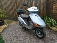 Honda Bali 50cc scooter moped extremely rare 1160miles from new. Fully refurbished