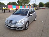 MERCEDES B180 2009 EXCELLENT CONDITION MOT TAX SERVICE HISTORY