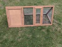 Rabbit cage chicken cage