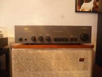 Vintage NAD 3020 Series 20 Stereo Amplifier.Refurbished and Recapped