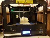 CTC 3D Printer/Replicator Dual