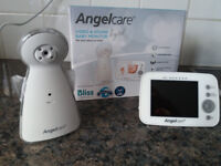 Angelcare Video Monitor in MINT CONDITION (virtually brand new)