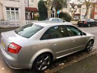 Silver A4 S line for sale