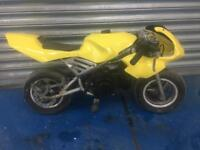50cc mini moto kids motorbike