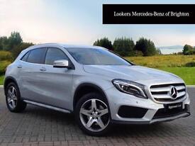 Mercedes-Benz GLA Class GLA220 CDI 4MATIC AMG LINE PREMIUM (silver) 2015-09-04