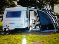 Adria Altea ps 5 berth caravan - 2007. Fully serviced. Exceptional condition. Mover fitted.
