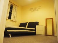 Lovely double room to rent in 2 bedroom maisonette