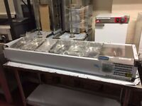 Pizza Topping Fridge B Grade EU118