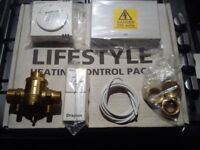 Heating control pack