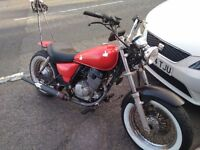 Suzuki Marauder 125cc Bobber/chop