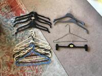 Free hangers