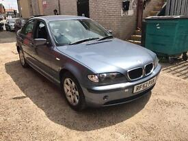 BMW 318 52 PLATE AUTOMATIC LEATHER SEATS MOTD VERY GOOD CONDITION £750