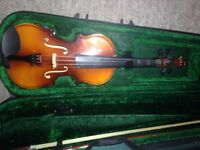 Children's Violin with learning book