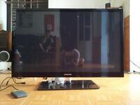 "Faulty 43"" Samsung 3D tv"
