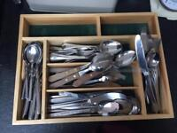 Assorted cutlery FREE