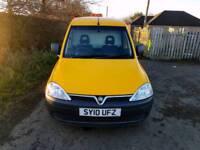 NO VAT. Vauxhall Combo 2000 CDTI, 1 Owner,132,000 Miles,MOT 20/5/18,TEL-07477651115
