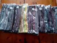 Job lot of NEW mixed scarves Bargain!