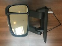 Wing Mirrors to Suit Fiat Ducato, Peugeot Boxer, Citroen Relay
