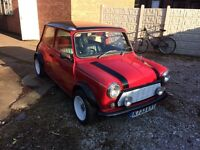 Mini Austin Limited Edition Italian job