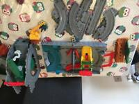 Thomas the tank engine take and play, over £200 worth
