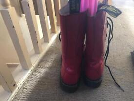 NEW DM's boots size 8uk