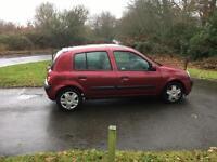 Renault CLIO spares and repairs