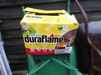 Duraflame Natural Recycled Fire Logs x 8 Packs NEW