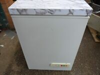 scandilux cf 137 chest freezer 32 inch hight 22 inches width used tested