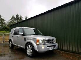 TOP OF THE RANGE LAND ROVER DISCOVERY HSE FINANCE AVAILABLE !!