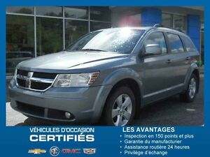 2010 Dodge JOURNEY FWD SXT SXT
