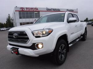 2016 Toyota Tacoma Limited V6 TOYOTA CERTIFIED PRE OWNED