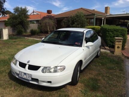 2001 Holden Commodore Sedan South Morang Whittlesea Area Preview