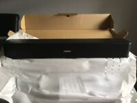 Bose solo 5 sound bar for sale. Brand new in box and never used.