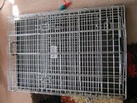Savic dog crate, for medium to small dogs, only used for 6 months so like new