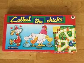 Collect the Chicks game.