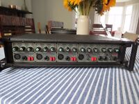 H&H Vocal / PA / Instrument 4 channel 100 watt mixer - good condition £35.00 - make me a near offer!