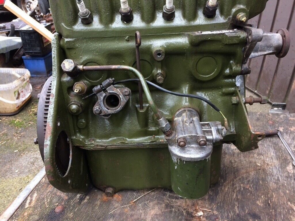 Morris minor engines one 1100cc and 950cc