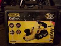 Stanley fat max planer