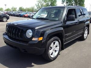 2011 Jeep Patriot NORTH EDITION A/C MAGS