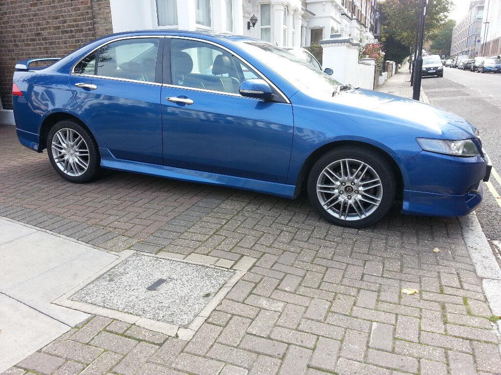 2004 54 reg honda accord vtec sport automatic petrol 4 door in islington london. Black Bedroom Furniture Sets. Home Design Ideas