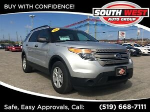 2014 Ford Explorer XLT, WELL EQUIPPED