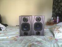 Hi fi speakers for sale