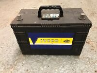 IVECO Heavy Duty Battery 663HD 12v 105Ah 750CCA fit Ford daf lorry truck plant agricultural machine