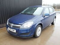 2009 Vauxhall Astra 1.4 i 16v Expression 5dr 12 Months MOT May Px/Swap