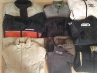 Wholesale Job Lot starter Ebayers Car boot resale Stock Vintage Refurbished All brands Jackets Gilet