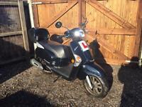 Kymco Like 125cc petrol bike