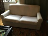 Free Two Seater Sofa- Needs covers